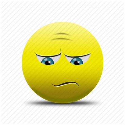Emoji Sad Face Disappointed Icon Smiley Icons