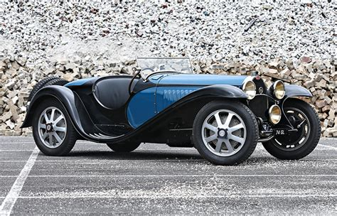 1932 bugatti type 55 super sport roadster entex industries 1:20 9309. Bugatti Type 55 1932 - 1935 Roadster :: OUTSTANDING CARS