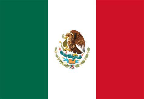 Bandera de Mexico - Banderas y Soportes