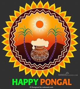 19 pongal kolam design by webneel Image