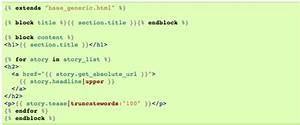 magnificent django template list elaboration example With django template language