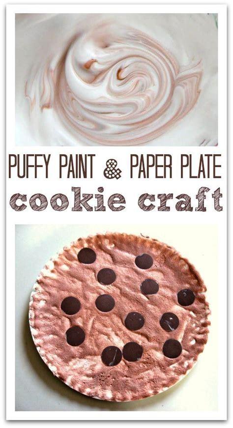 paper plate cookie craft crafts preschool crafts 403 | 24f29d098917c13718205335be27d070