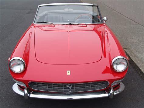 The bodywork was penned by pininfarina and. 1965 Ferrari 275 GTS #07563 - Ferraris Online