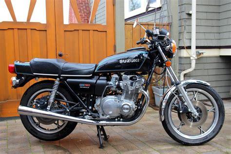 Victory Suzuki by 1978 Suzuki Gs750 City