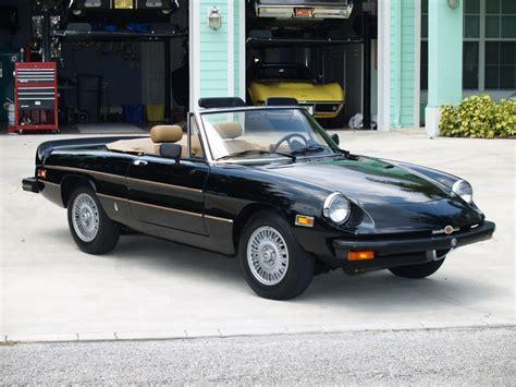 1979 Alfa Romeo Spider  Information And Photos Momentcar