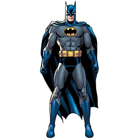 Lifesized Batman Cartoon Standup