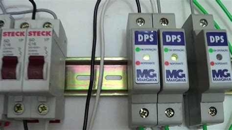 Como Ligar Um Dispositivo De Proteção Contra Surtos (dps