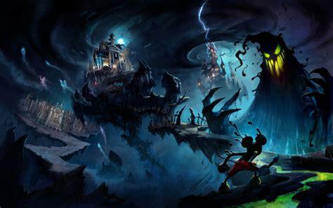 Disneys Epic Mickey Concept Art Animation Insider