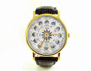 Vintage Astronomy Watch, Astrology Watch, Constellations ...