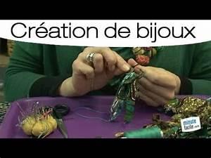Faire Soi Meme : bijou faire soi m me une belle broche youtube ~ Melissatoandfro.com Idées de Décoration