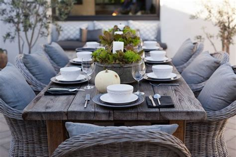 outdoor farmhouse dining table 25 best ideas about farmhouse outdoor dining chairs on