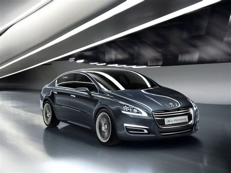 Peugeot 508 Hd Picture Wallpaper