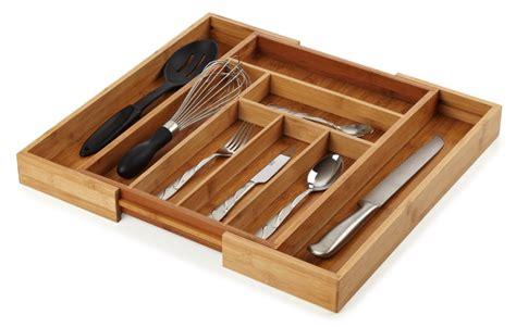 kitchen utensil tray organizer 14 ways to organize the kitchen silverware drawer core77 6373