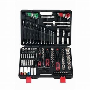 Coffret Douille 3 4 : coffret d 39 outils douilles 1 2 1 4 et 3 8 6 pans 160 ~ Edinachiropracticcenter.com Idées de Décoration