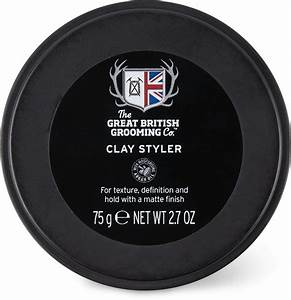 The Great British Grooming Clay Styler | Migros