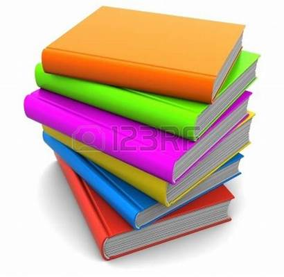 Books Row Illustration 3d Clipart Colorful Clipartpanda