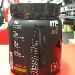 New Arrival At  Maximumnutritioncentres  Musclepharm Assault Black Label Has Landed   Preworkout