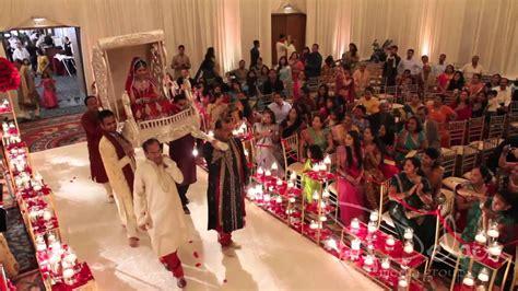 amazing paalki wedding entrance youtube