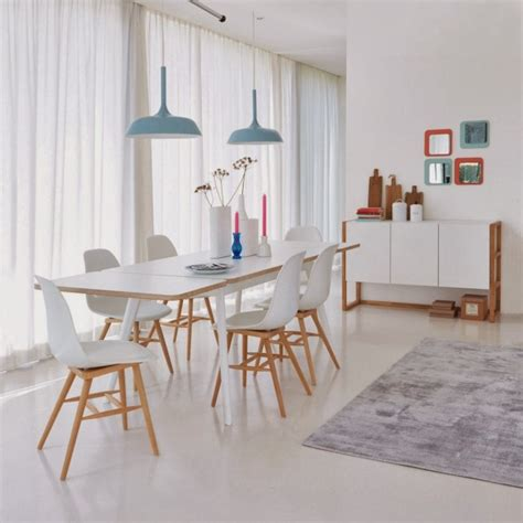 Déco Style Scandinave by Une Table De Repas Style Scandinave Joli Place