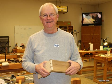 hand tool dovetail class mysaw