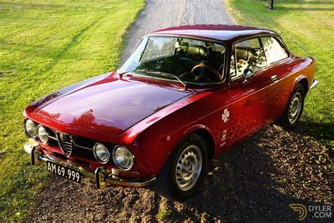 Alfa Romeo 1750 Gtv For Sale by Classic 1971 Alfa Romeo 1750 Gtv Series 2 For Sale Dyler