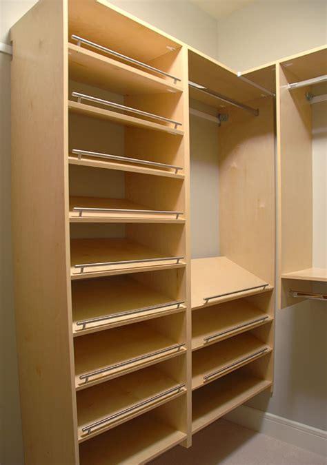 Clean Birch • Premier Closets Organizers • Victoria Bc
