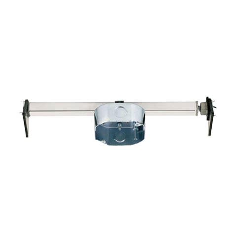 Ceiling Fan Hanging Bracket by 15 5 Cu In Retrofit Ceiling Fan Saf T Brace 0110000