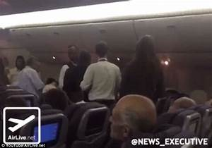 United Airlines cabin crew and air marshal forced to tie ...
