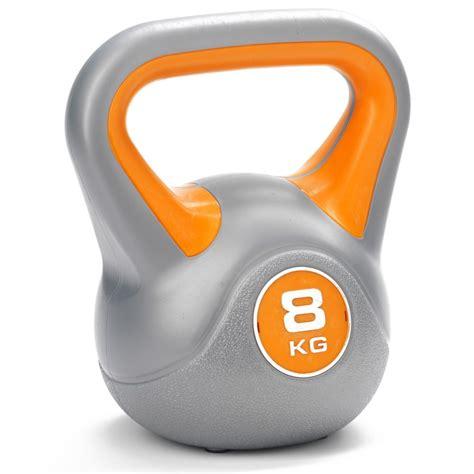 kettlebell york weight vinyl 8kg 10kg dkn kg kettlebells workout muscle sweatband