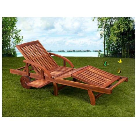 chaise longue en bois awesome transat jardin en bois ideas awesome interior