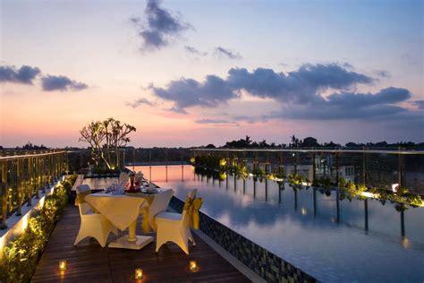 romantic dinner hotel santika seminyak bali star island