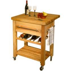 mobile kitchen island butcher block 29 quot catskill craftsmen grand island portable kitchen