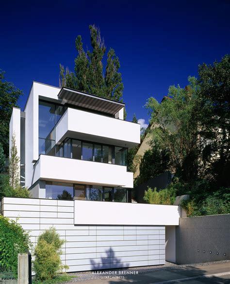 Zwei Einfamilienhaeuser In Stuttgart by Brenner Architekten Stuttgart Deutschland