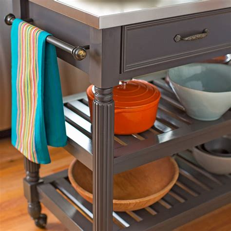 ready made kitchen islands this compact ready made kitchen island features a designer