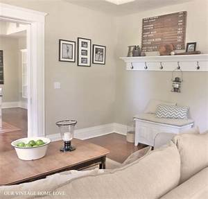 vintage home love living room ideas and a new desk With what kind of paint to use on kitchen cabinets for ceramic sun face wall art