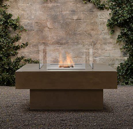 ethanol pit ethanol fire pits landscaping network
