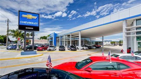 Bomnin Chevrolet Dadeland  Miami, Fl 33143 Car Dealership