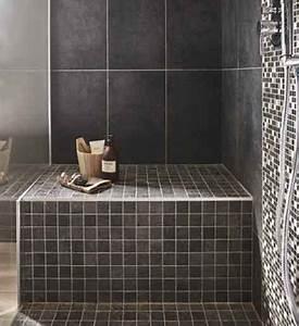Salle De Bain Italienne Leroy Merlin : dans une suite parentale une salle de bains tout confort ~ Melissatoandfro.com Idées de Décoration