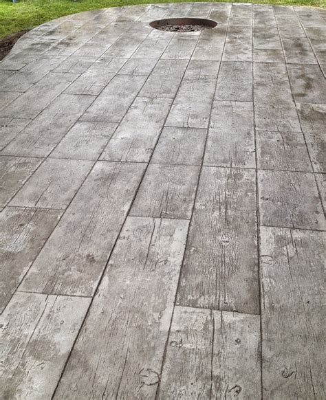 concrete pattern wood sted concrete patio www imgkid com the image kid has it