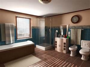 Bilder Für Badezimmer : badezimmer wikipedia ~ Sanjose-hotels-ca.com Haus und Dekorationen
