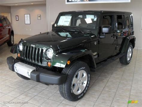 jeep unlimited green 2011 natural green pearl jeep wrangler unlimited sahara