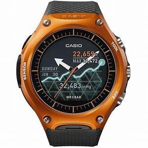 Montre Connectée Orange : montre casio smart outdoor wsd f10rgbae montre connect e orange homme sur bijourama montre ~ Medecine-chirurgie-esthetiques.com Avis de Voitures