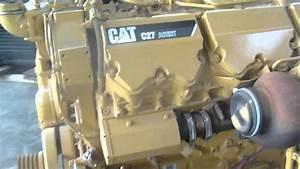 New Caterpillar C27 Industrial Diesel Engine Tier 2