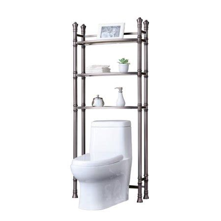 Etagere Toilet by Best Living Inc Monaco Bath Etagere Space Saver Brushed