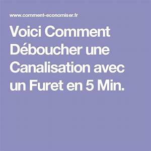 Comment Utiliser Un Furet : 25 best ideas about deboucher une canalisation on ~ Dailycaller-alerts.com Idées de Décoration