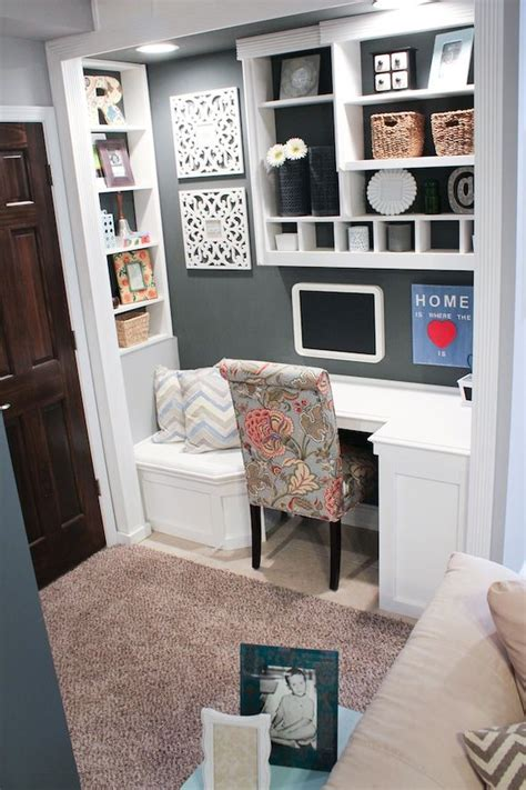 creating closet space in small bedroom try this make a small space office hardwood floors 20430 | 739659bdeb9b9bbae798a94af683ef0a