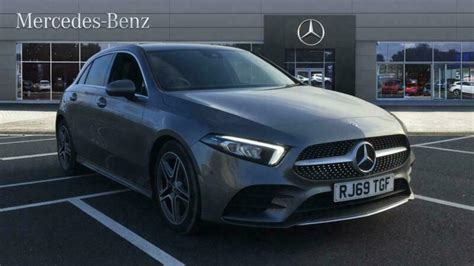 Where buckinghamshire, uk price £35,980 on sale now engine 4 cyls in line, 1332cc, turbocharged totally incorrect. 2020 Mercedes Benz A CLASS A200 AMG Line Executive 5dr Auto Petrol Hatchback Hat | in Bracknell ...
