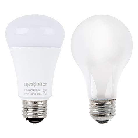 3 Way Led Light Bulb by A19 3 Way Led Bulbs Dynamic Lighting For Any Task