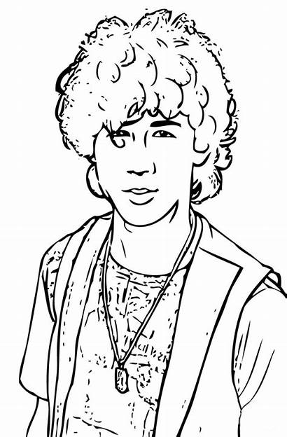 Coloring Pages Rock Camp Popular Printable