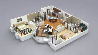 2 bedroom house plans designs 3d small house house